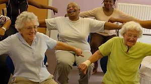 Personal Qigong Coaching. older people qigong